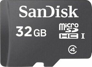 New 32GB Memory Card For nüviCam LMTHD Garmin GPS Unit