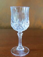 Cristal d'Arques Durand Longchamp Sherry/Cordial/ Goblet (s)