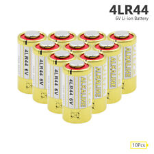 4LR44 6V Dry Alkaline Battery For Dog Training Collar A544 4034PX PX28A 10Pcs 1