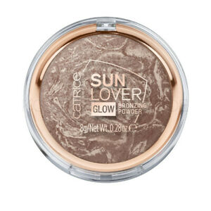 Catrice Cosmetics Bronzer ❤️ Sun Lover Glow Bronzing Powder SUN KISSED BRONZE 8g