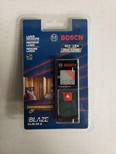 Bosch Blaze Glm20x Laser Measure Tool 65 Range New And Sealed