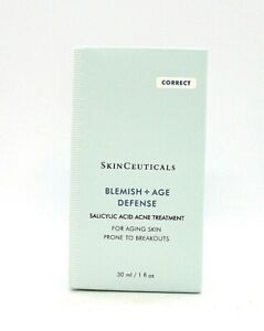 SkinCeuticals Blemish + Age Defense Salicylic Acid Acne Treatment ~ 1 oz / 30 ml