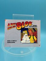 jeu video notice BE nintendo nes FAH a boy and his blob