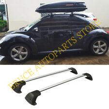 For Volkswagen Beetle 2004-2016 Alloy Luggage Carrier Roof Racks HOLDERS Kit