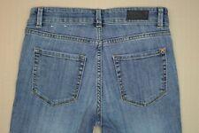 Halogen MId Rise Skinny Jeans Women's Size 24 Medium Wash Denim