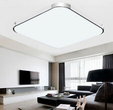 15W 20W 28W 56W Modern Square LED Ceiling Light Bedroom Dining Living Room Lamp