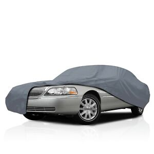 Ultimate HD 4 Layer Car Cover for Saturn SC SC1 SC2 1997-2002 UV Protection