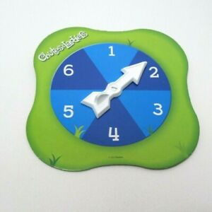 2013 Chutes and Ladders Game Replacement Parts Pieces- Spinner