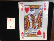 Card Magic Trick - Mega Jumbo Playing Cards