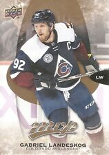 Gabriel Landeskog #224 - 2016-17 MVP - High Series Short Prints