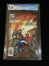 1993 AMAZING SPIDER-MAN ANNUAL #27, MARVEL COMICS, CGC 7.5 White Pages, 8023