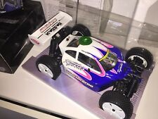 Kyosho Half 8 Mini Inferno, Electric RC Car Buggy, 1/16th Scale