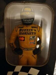 Minichamps 1/18 Damon Hill 1998 Jordan figure