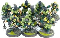 (10 Figures) Warhammer 40K Nurgle Death Guard Chaos Space Marines Cultists