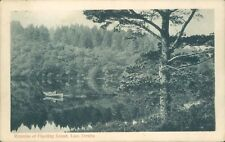 Luss straits remains of floating island 1904 GWW