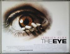 Cinema Poster: EYE, THE 2008 (Quad) Jessica Alba Parker Posey Rachel Ticotin