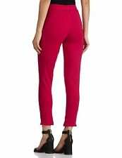 Women's Capri Cropped Leggings Cotton Fabric Four-Way Stretchable Pack Of Two