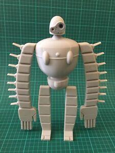LAPUTA Robot   Castle in the sky   pazu   art   Ghibli Studio   studio ghibli