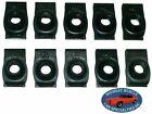 Nosr Ford Mercury Body Fender Frame Grille 516-18 Bolt U Clip Panel J Nut 10p I