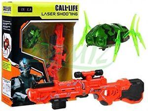 BSD Laser Tag Set Call of Life WINYEA Laserpistolen Nanorobot - Orange