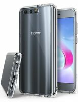 For Huawei Honor 9 | Ringke [FUSION] Clear PC Back TPU Protective Cover Case