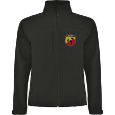 Fiat Abarth Softshell Jacket Parka Veste Mantel Chaqueta Giacca Blouson Jacke
