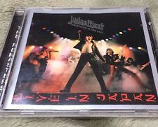 JUDAS PRIEST-UNLEASHED IN THE EAST Live CD Iron Maiden Black Sabbath Dio