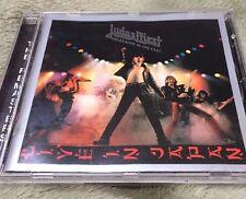 JUDAS PRIEST-UNLEASHED IN THE EAST Live CD Iron Maiden Black Sabbath Dio