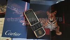 Nokia 8800 Gold Arte (Unlocked) Cartier LE