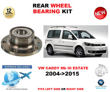 FOR VW CADDY REAR WHEEL BEARING 2004-2015 Mk III ESTATE LEFT or RIGHT HAND SIDE