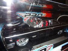 MAISTO 1:18 Pro-Rodz 1962 Custom Chevrolet Bel Air DIE-CAST BLACK 31064