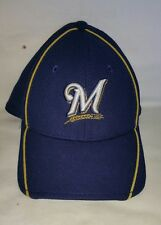 Milwaukee Brewers Hat Cap New Era Authentic Collection Official Batting Practi