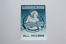 Ludacris - Backstage Pass / All Access 2004 Blue - Free Shipping -