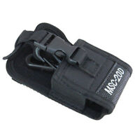 Walkie Talkie Bag Holster MSC-20D Nylon Carry Case For Baofeng 5R F8HP GT3 Radio