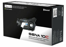 SENA  10C BLUETOOTH CAMERA & COMMUNICATION SYSTEM 10C-01