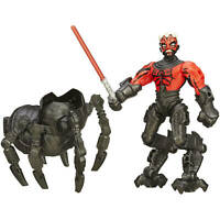 Hasbro Star Wars: Hero Mashers Deluxe Darth Maul Action Figure