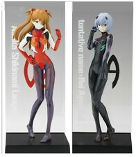 Sega Evangelion Rei Ayanami & Asuka Shikinami Langley PVC Figure Limited Edition