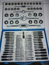 TAP & DIE SET 110 PC ( METRIC, SAE & NPT  ) - NEW.