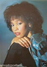 Whitney Houston Poster-Resting Chin And Hand On Her Knee, Poster From Mid 1980's
