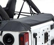 2007-2017 Jeep Wrangler Unlimited 4 Door Soft Top Boot Cover Black