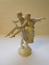 "Hutschenreuther Germany ""Tango"" Dancers Porcelain Figurine"