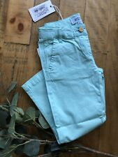 Aygey Gorgeous Turquoise Summer Troursers Age 3 NEW