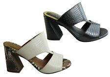 NEW ORCADE GABBI WOMENS FASHION LEATHER HEELS MADE IN BRAZIL