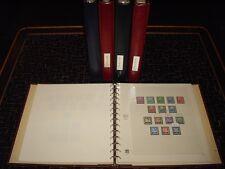 Bund 1955 - 2000 ** komplett in 5 SAFE Vordruckalben