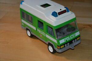 PLAYMOBIL 3160 Polizei Mannschaftswagen
