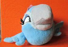 "Blue Rio Angry Birds high 5"" Plush Stuffed Animal, no Sound"