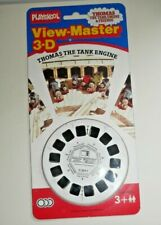 * SEALED * THOMAS THE TANK ENGINE 3D VIEWMASTER REELS SET D263 RARE 1989  G250