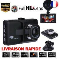 Full HD 1080P Voiture Enregistreur Véhicule Caméra Dashcam Détection Mouvement
