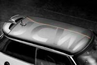 New Genuine Mini F56 John Cooper Works JCW Logo Roof Decal Sticker 51142459035