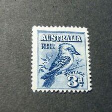 Australia Stamp Scott#  95 Kookaburra 1928 MH C543